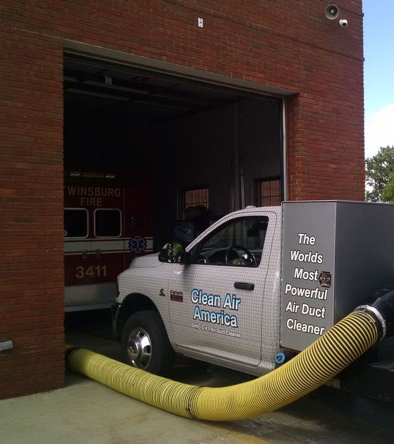 Cleveland Akron Canton Commercial Air Duct Cleaning