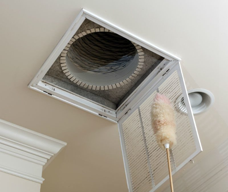 Attention Cleveland: How often should you have your air ducts cleaned?